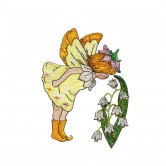 Fairies Are Forever Embroidery Design Collection
