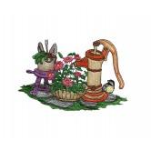 Glorious Garden Embroidery Design Collection