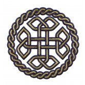 Celtic Knots and Braids Embroidery Design Collection
