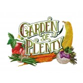 Garden of Plenty Embroidery Design Collection