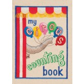 My Circus Counting Book Embroidery Designs