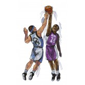 Game Day Basketball Embroidery Designs