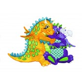 Hugging Dragons