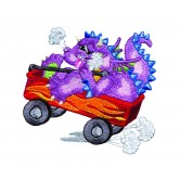 Hot Rod Dragon