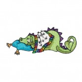 Dragon Sleeping