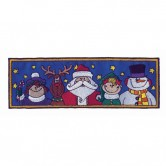 Applique Christmas Characters