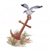 Bird On Anchor