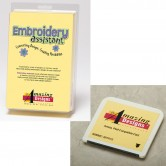 Embroidery Assistant with ART/PCS Card