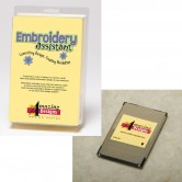 Embroidery Assistant with JEF Card