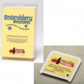 Embroidery Assistant with PES/HUS Card