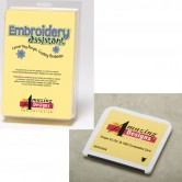 Embroidery Assistant with XXX Card