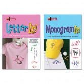 Letter It Monogram It Combo Download