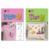 Letter It! and Size It! Combo